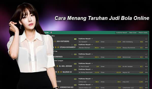 Trik Menang Taruhan Bola Mix Parlay 2019